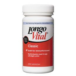 Longo Vital Classic 240 tabl