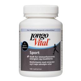 Longo Vital Sport 180 tabl