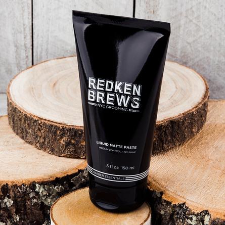Redken Brews liquid matte paste 150 ml