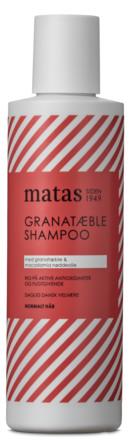 Matas Striber Granatæble Shampoo til Normalt Hår 250 ml