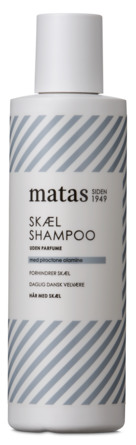 Matas Striber Skælshampoo Uden Parfume 250  ml