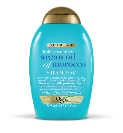 OGX Argan Oil Morocco XS Shampoo 385 ml
