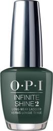 OPI Infinite Shine Thing's I've Seen in Aber-green