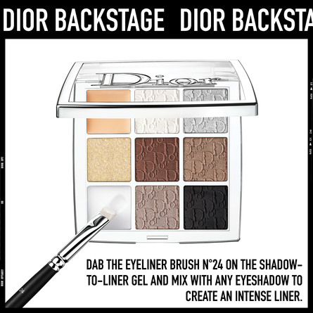 DIOR BACKSTAGE Backstage Eye Palette 001 UNIVERSAL NEUTRAL