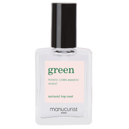 Green Manucurist Top Coat 31501 Transperant