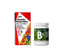 Helsepakke Jern og B12