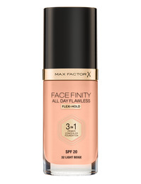 Max Factor All Day Flawless 3in1 Foundation N32 Light beige