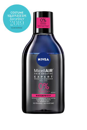 Nivea Micellair Expert Make-up Remover 400 ml