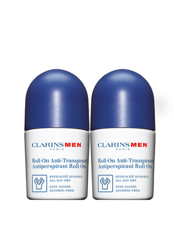 Clarins Men Body Valuepack Duo Deodorant Roll-on 2 x 50 ml