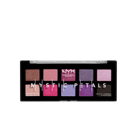 NYX PROFESSIONAL MAKEUP Mystic Petals Shadow Palette Midnight Orchid
