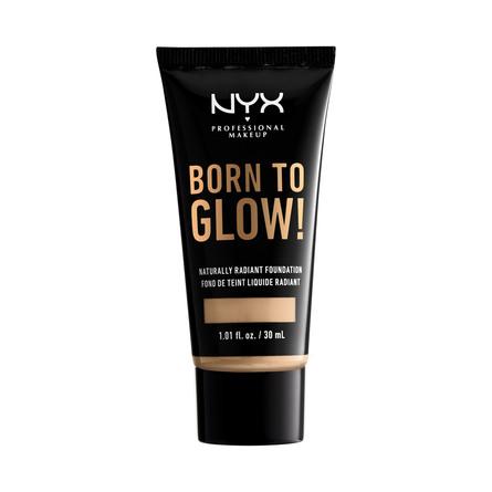 NYX PROFESSIONAL MAKEUP Born To Glow Naturally Radiant Foundation Vanilla Vanilla