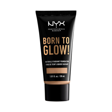 NYX PROFESSIONAL MAKEUP NYX PROF. MAKEUP Born To Glow Naturally Radiant Foundation True Beige