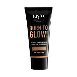 NYX PROFESSIONAL MAKEUP Born To Glow Naturally Radiant Foundation Camel