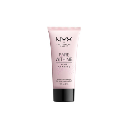 NYX PROFESSIONAL MAKEUP Bare With Me Hemp Radiant Perfecting Primer