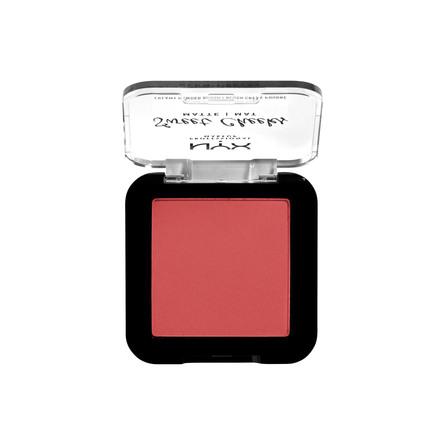 NYX PROFESSIONAL MAKEUP Sweet Cheeks Blush Creamy Powder Blush Matte Citrine Rose