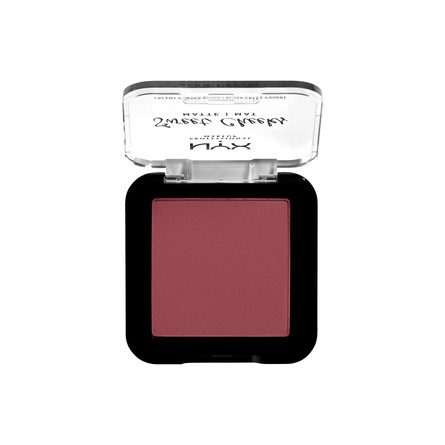 NYX PROFESSIONAL MAKEUP Sweet Cheeks Blush Creamy Powder Blush Matte Bang Bang