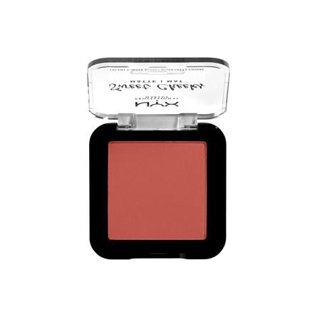 NYX PROFESSIONAL MAKEUP Sweet Cheeks Blush Creamy Powder Blush Matte Summer Breeze