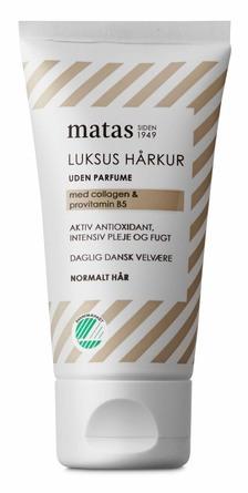 Matas Striber Luksus Hårkur til Normalt Hår Uden Parfume 50 ml, rejsestørrelse