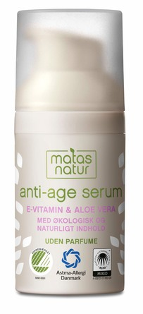Matas Natur Aloe Vera & E-vitamin Anti-age Serum 30 ml