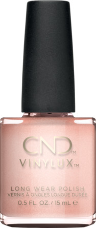 CND Vinylux Long Wear Polish 118 Grapefruit Sparkle