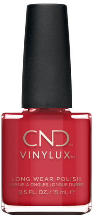 CND Vinylux long Wear Polish 143 Rouge Red