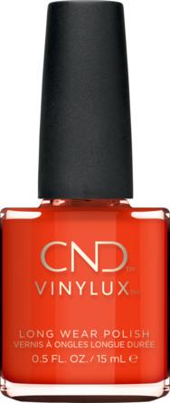 CND Vinylux long Wear Polish 112 Electric Orange
