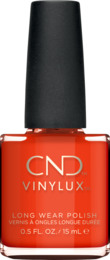 CND Vinylux 112 Electric Orange  15 Ml