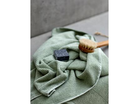 Södahl Håndklæde Sense Tea Green 50 x 100 cm