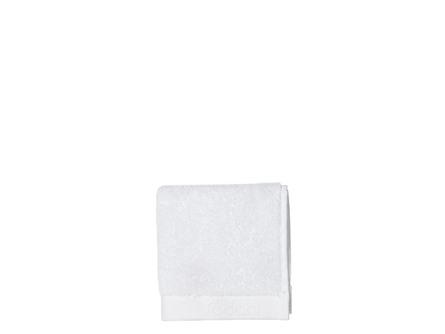 Södahl Vaskeklud Comfort Organic Optisk Hvid 30 x 30 cm