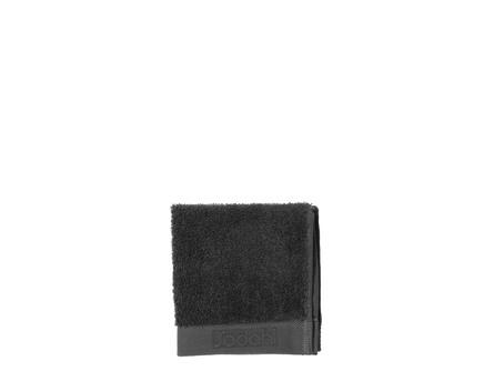 Södahl Vaskeklud Comfort Organic Black 30 x 30 cm