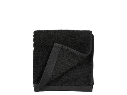 Södahl Håndklæde Comfort Organic Black 50 x 100 cm