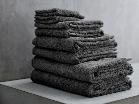 Södahl Vaskeklud Comfort Organic Grey 30 x 30 cm