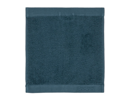 Södahl Vaskeklud Comfort Organic Indigo 30 x 30 cm