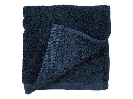 Södahl Håndklæde Comfort Organic Indigo 50 x 100 cm