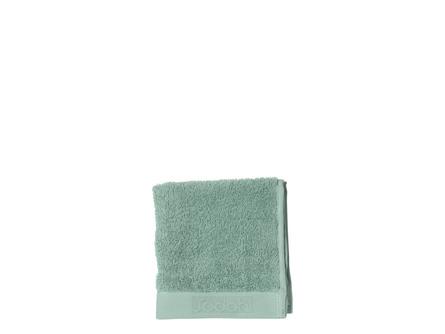 Södahl Vaskeklud Comfort Organic Teal 30 x 30 cm