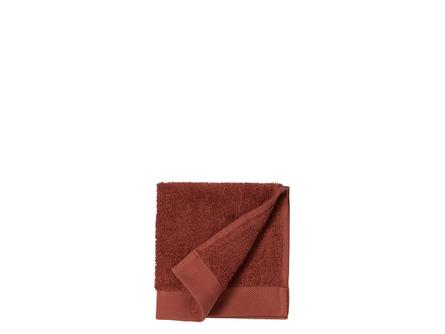 Södahl Vaskeklud Comfort Organic Terracotta 30 x 30 cm