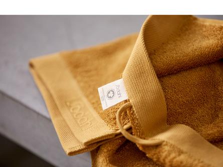 Södahl Håndklæde Comfort Organic Golden 50 x 100 cm