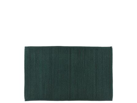 Södahl Bademåtte Plissé Deep Green 50 x 80 cm