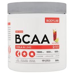BodyLab BCAA Instant Cola & Lime 300 g