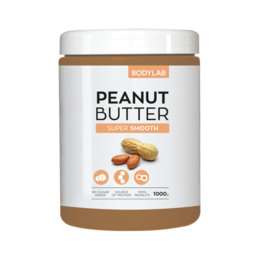 BodyLab Peanut Butter Super Smooth 1000 g