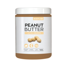 BodyLab Peanut Butter Ultra Crunch 1000 g