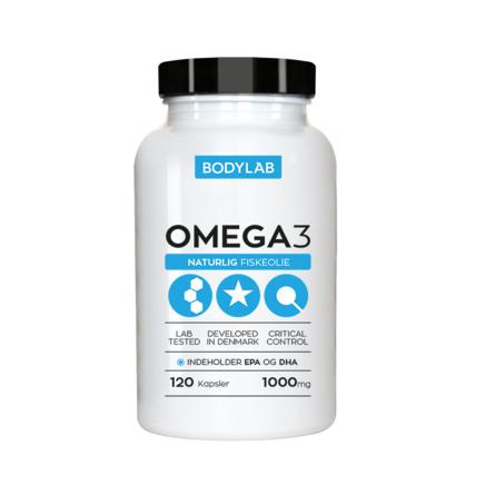 BodyLab Omega3 120 stk
