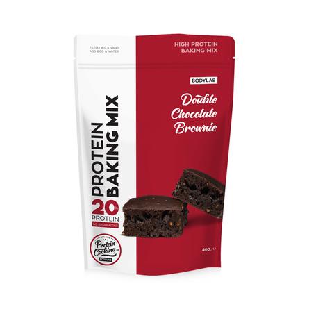 Bodylab Double Chocolate Brownie 400 g