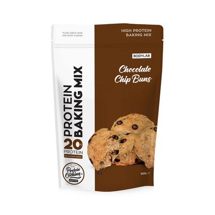 BodyLab BakingMix Chocolate Chip Buns