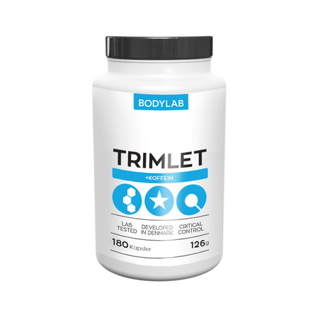 BodyLab Trimlet + koffein 180 stk