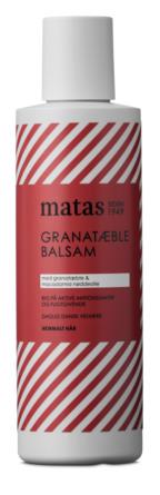 Matas Striber Granatæble Balsam til Normalt Hår 250 ml