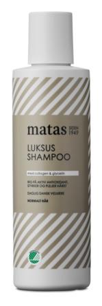 Matas Striber Luksus Shampoo til Normalt Hår 250 ml