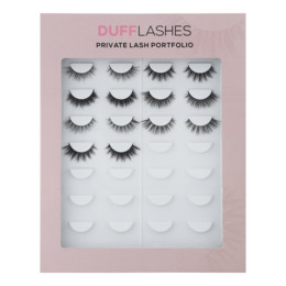 DUFFLashes Private Lash Book