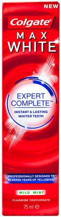 Colgate Tandpasta Max White Complete 75 ml
