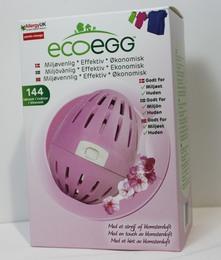 Ecoegg Vaskeæg 144  med duft